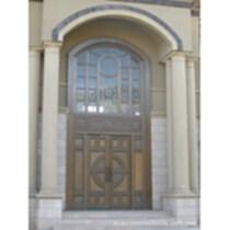 【生產供應】高品質、量 銅裝飾 別墅銅門 家庭銅門 平移銅門