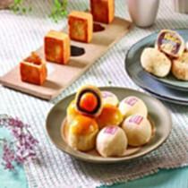 工廠批發直銷臺式酥餅禮盒廣式月餅臺灣糕點糖果可定制OEM代工