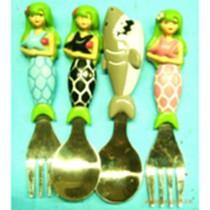 供應餐具刀叉噴油模、銅模、玩具噴油模具