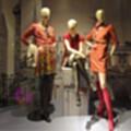 時尚假人體旗袍展示模特玻璃鋼模特道具女全身婚紗櫥窗女裝模特